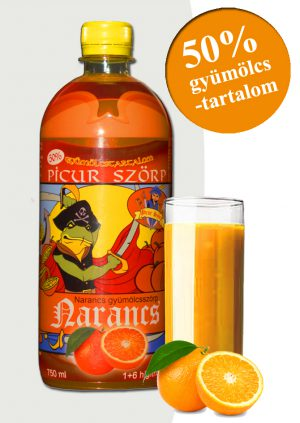 Picur narancsszörp